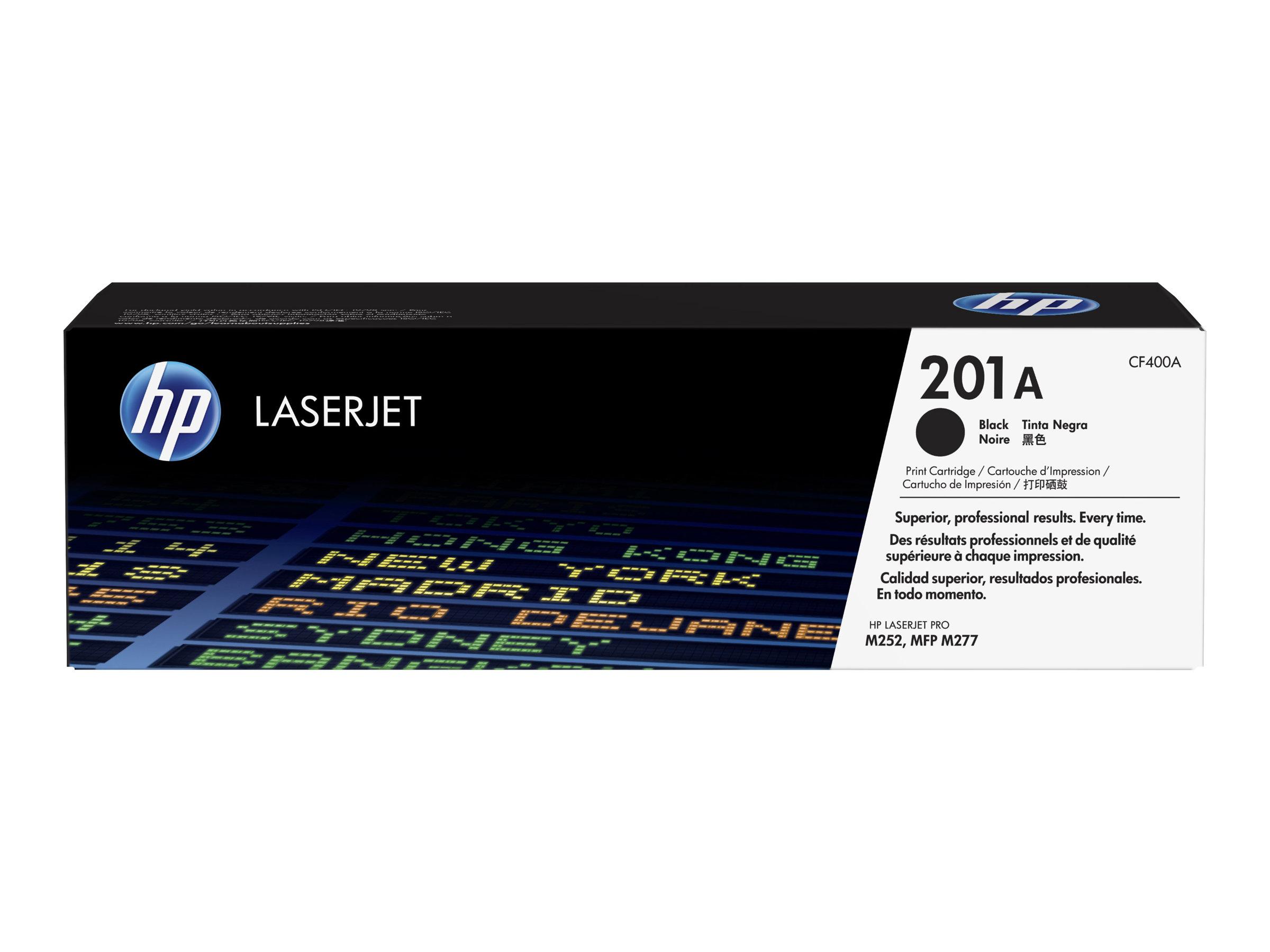 HP 201A - noir - cartouche laser d'origine