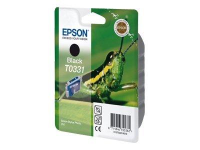 Epson T0331 Sauterelle - noir - cartouche d'encre originale