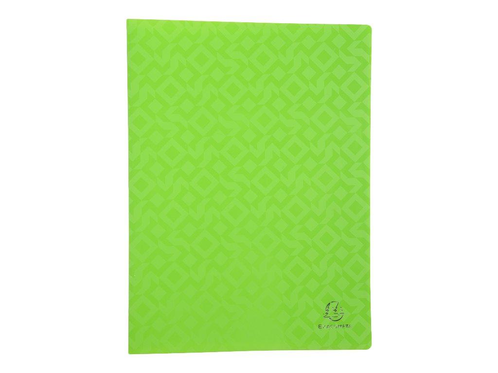 Exacompta OffiX - Porte vues - 60 vues - A4 - disponible dans différentes couleurs