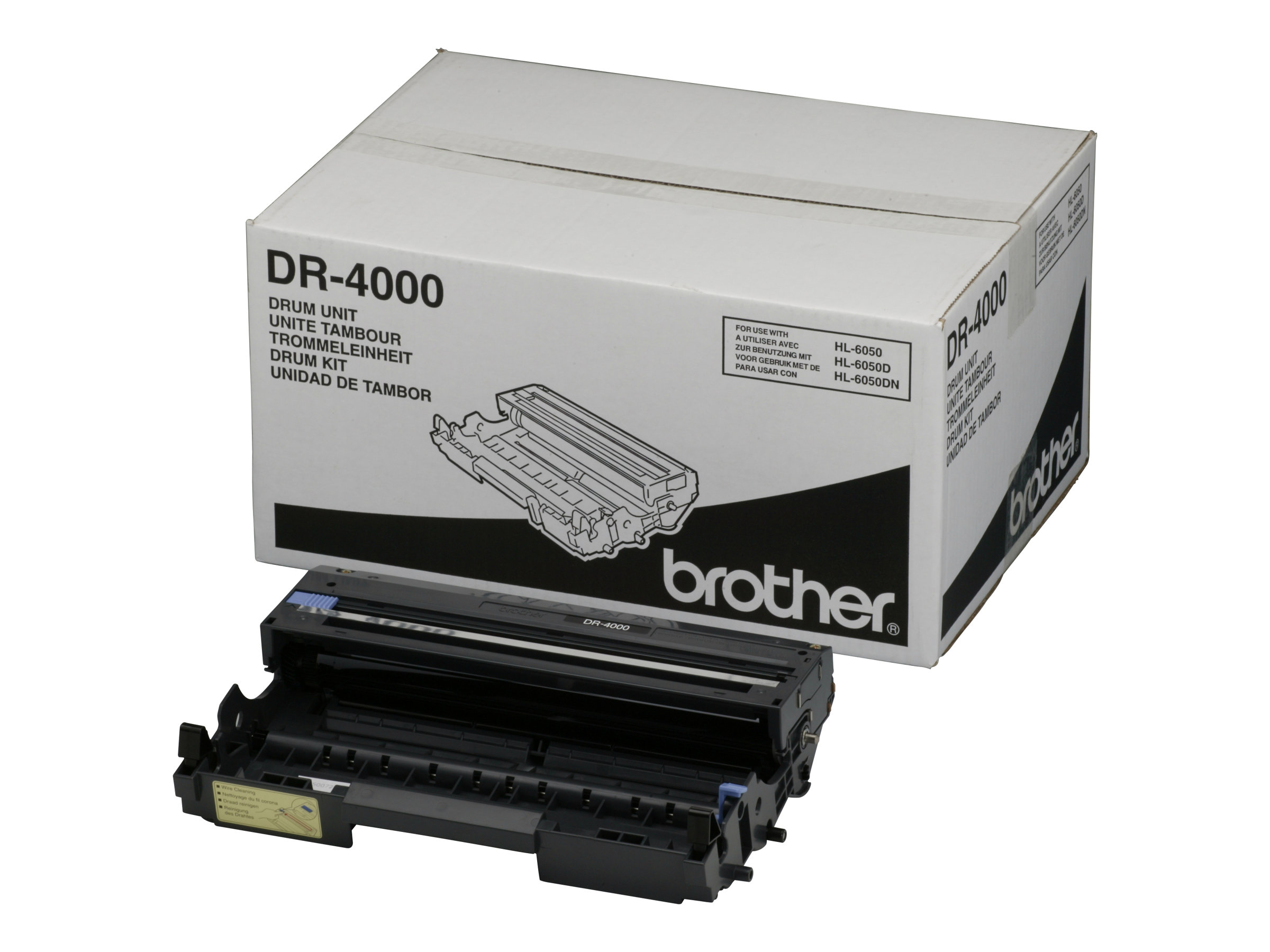 Brother DR4000 - original - tambour pour imprimante