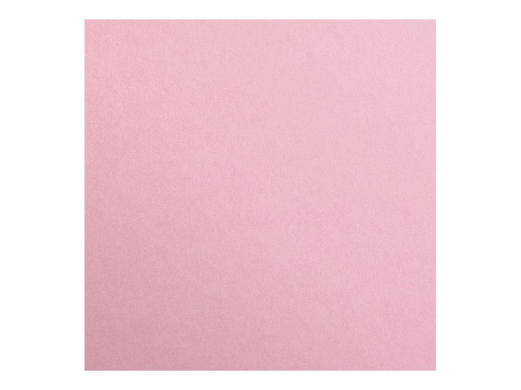 Clairefontaine Maya - Papier à dessin - 50 x 70 cm - 270 g/m² - rose clair