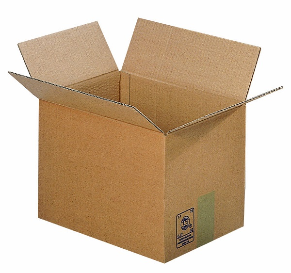 Carton Plus - 25 cartons déménagement - 27 cm x 19 cm x 12 cm - simple cannelure