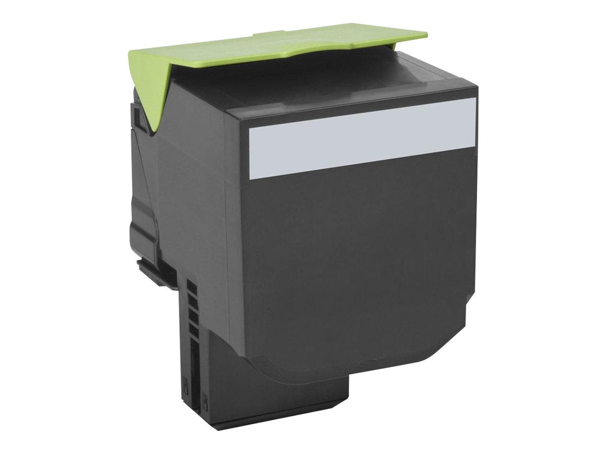 Lexmark 802X - noir - cartouche laser d'origine