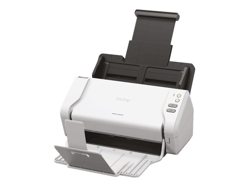 Brother ADS -2200 - scanner de documents A4 - 600 ppp x 600 ppp - 35ppm