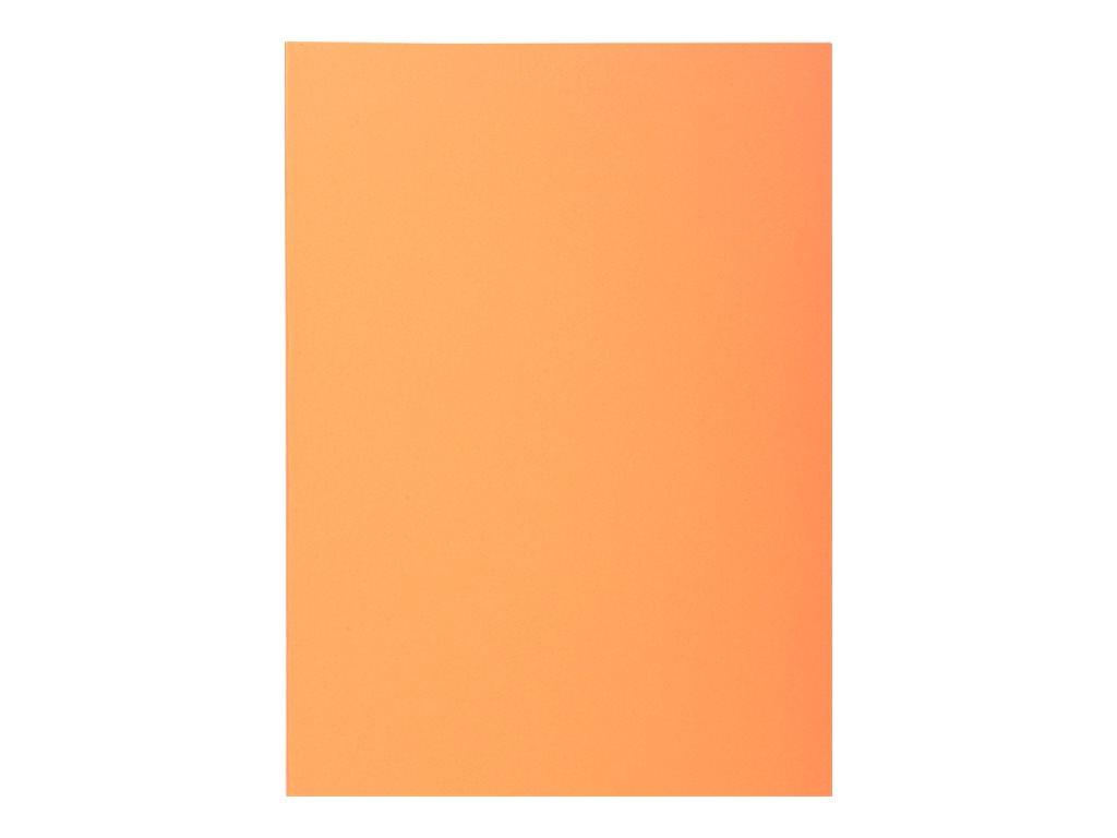 Exacompta Super 60 - 100 Sous-chemises - 60 gr - pour 100 feuilles - bulle