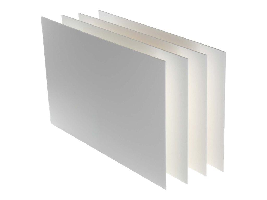 Canson Carton Plume - Carton mousse - 70 x 100 cm - blanc - 3 mm