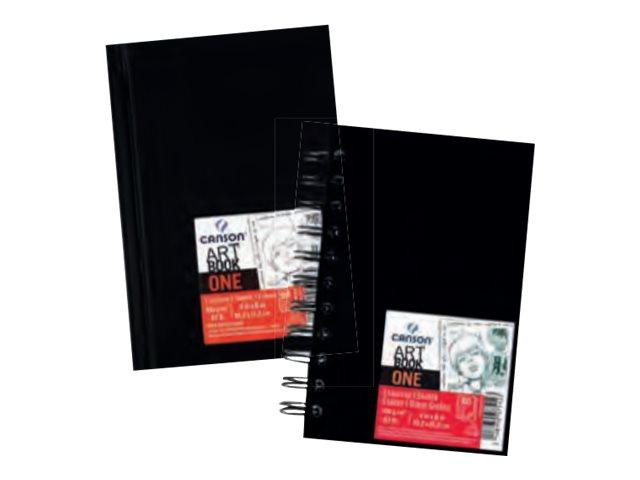 Canson Art book - Bloc dessin - 80 feuilles - 10 x 15 cm - 100 gr