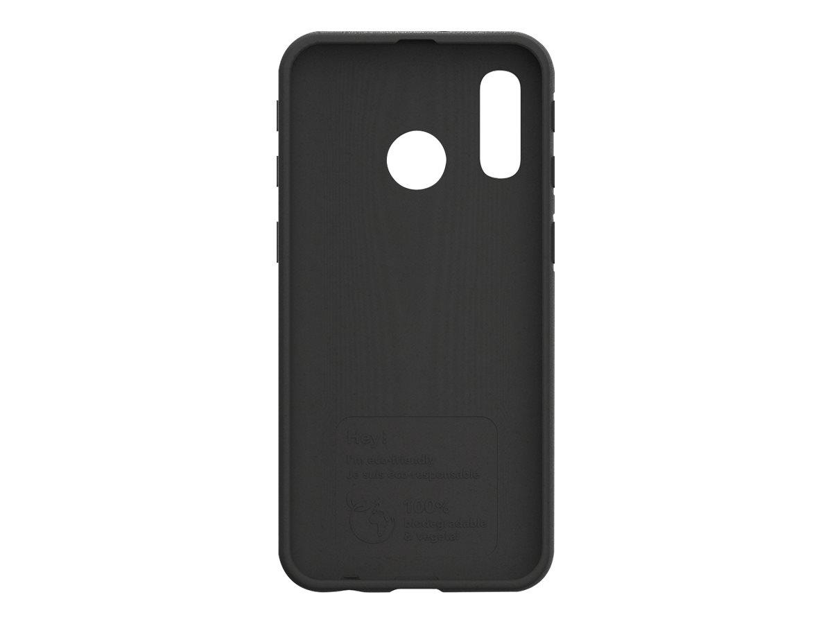 Just Green - Coque de protection pour Samsung A40 - noire