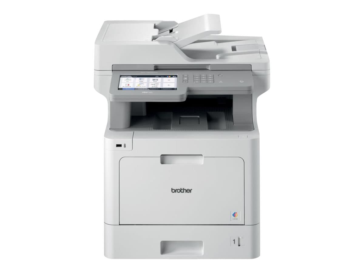 Brother MFC-L9570CDW - imprimante laser multifonction couleur A4 - recto-verso - Wifi