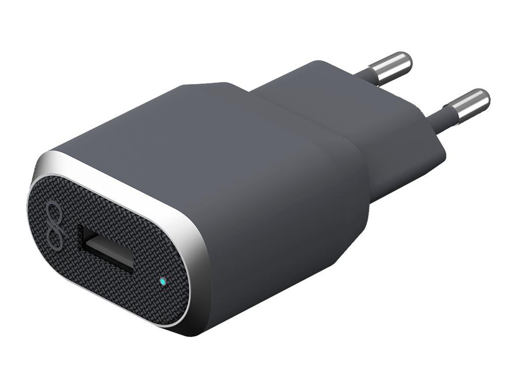 BigBen Force Power - chargeur secteur pour smartphone - 1 USB