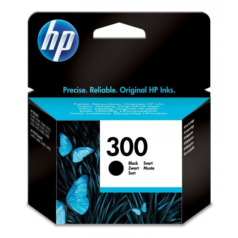 HP 300 - noir - cartouche d'encre originale