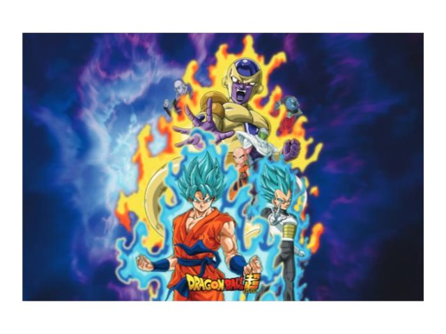 Dragon Ball - Sous-main 60 x 40 cm - modèle resurrection - Clairefontaine