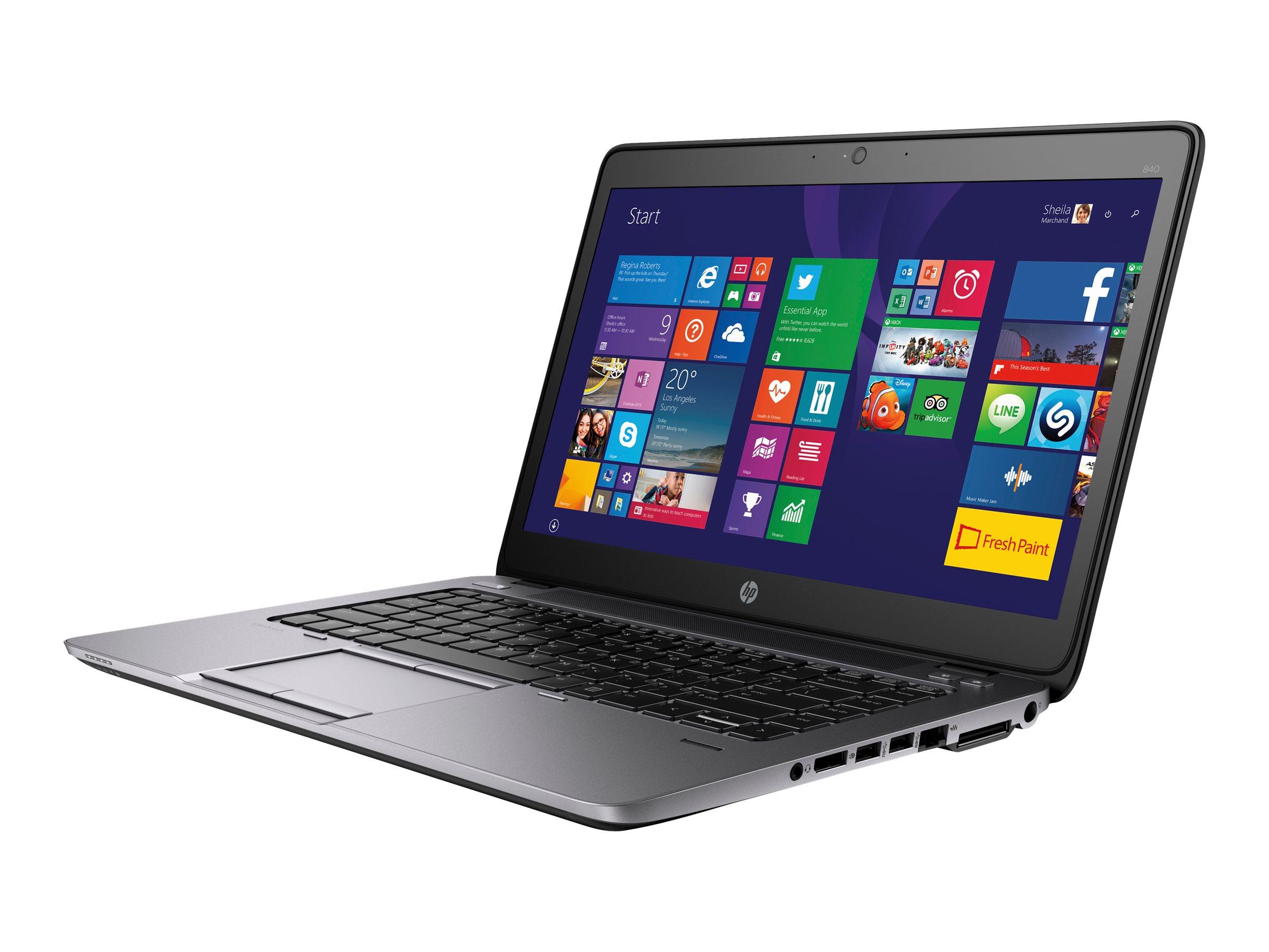 HP EliteBook 840 G1 - PC portable reconditionné 14