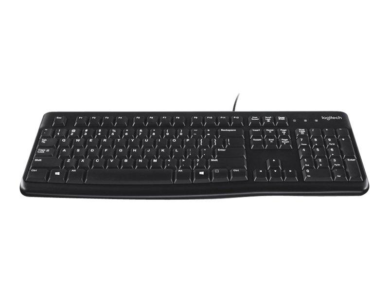 Logitech K120 - clavier filaire Azerty