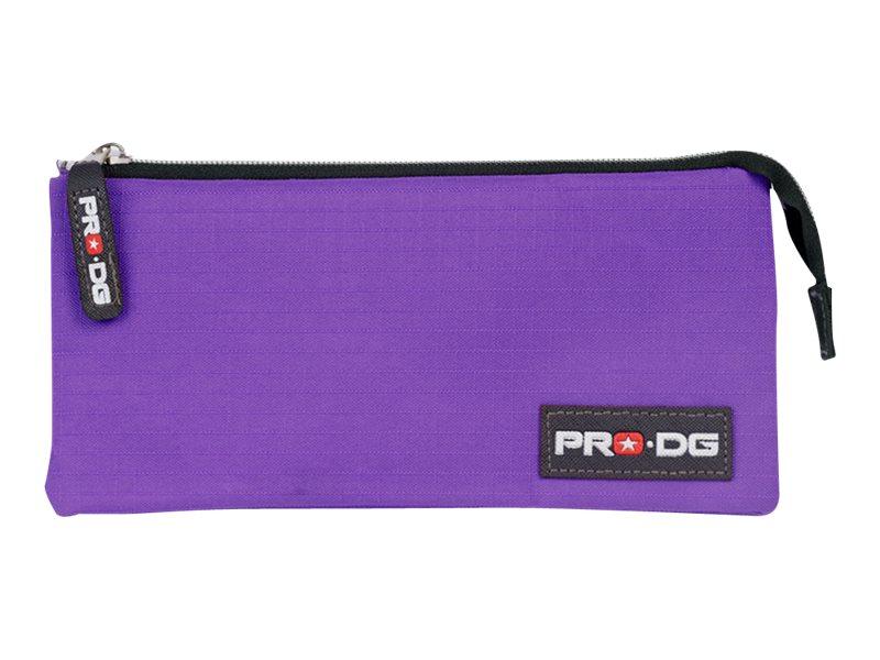 PRO-DG Block - Trousse 3 compartiments - violet - Karactermania