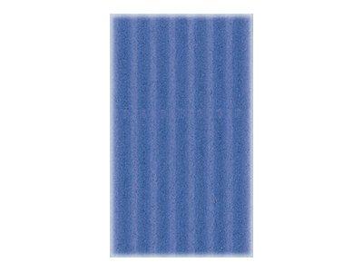 Clairefontaine - Carton ondulé - rouleau de 70 x 50 cm - 300 g/m² - bleu