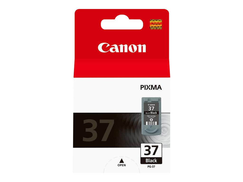 Canon PG-37 - noir - cartouche d'encre originale