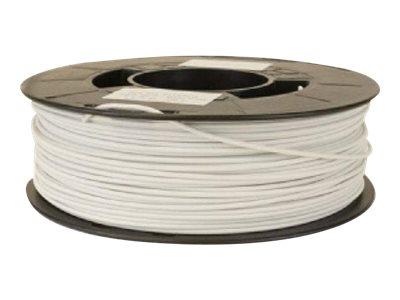 Dagoma Chromatik - filament 3D PLA - blanc - Ø 1,75 mm - 750g