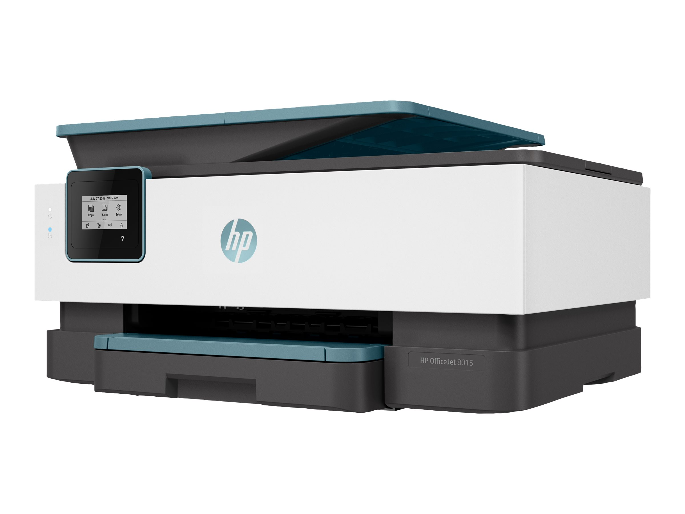 HP Officejet 8015 All-in-One - imprimante multifonctions jet d'encre couleur A4 - Wifi - recto-verso