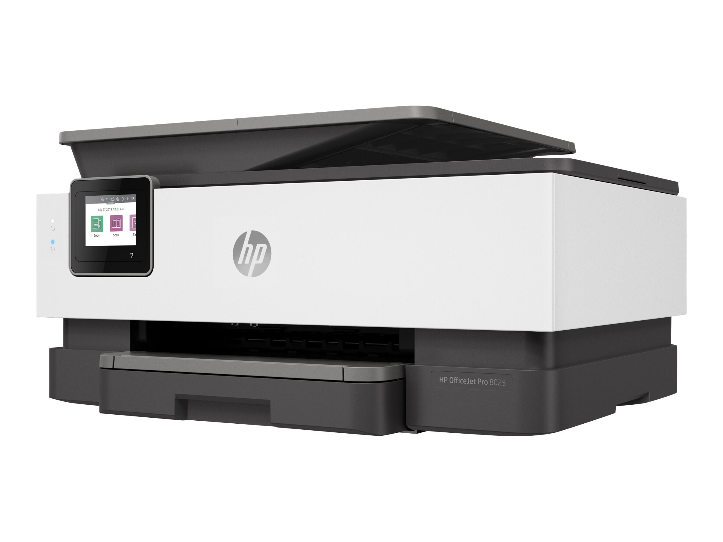 HP Officejet Pro 8025 All-in-One - imprimante multifonctions jet d'encre couleur A4 - Wifi - recto-verso