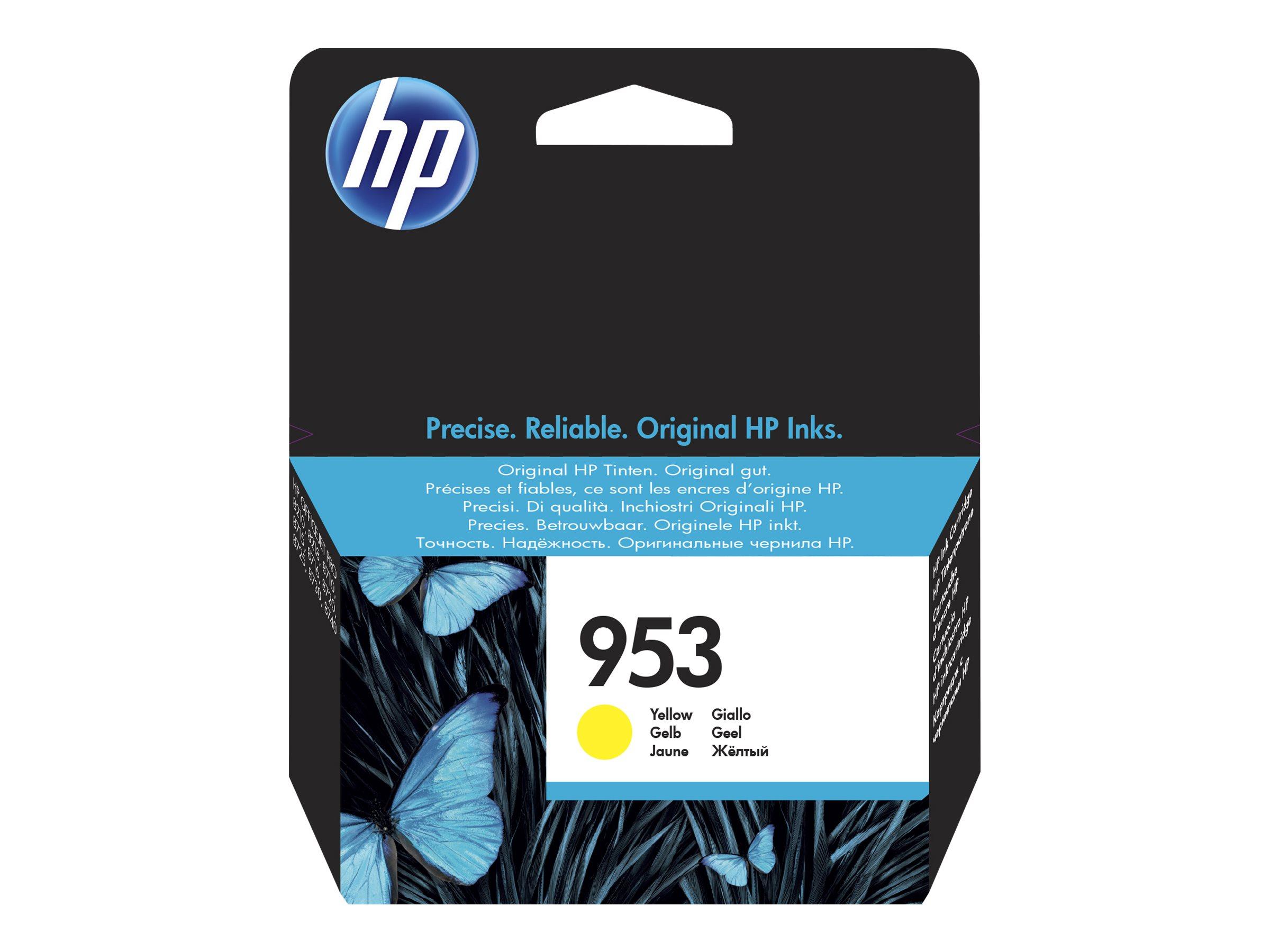 HP 953 - jaune - cartouche d'encre originale