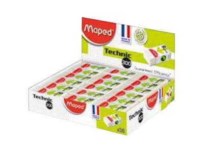 Maped - Pack de 36 gommes Technic 300