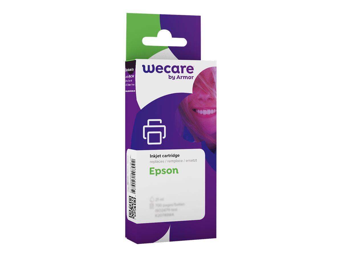 Epson 33XL Oranges - remanufacturé Wecare K20719W4 - cyan - cartouche d'encre