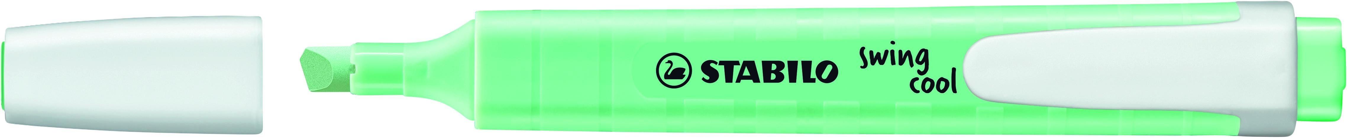 STABILO swing cool Pastel - Surligneur - menthe à l'eau