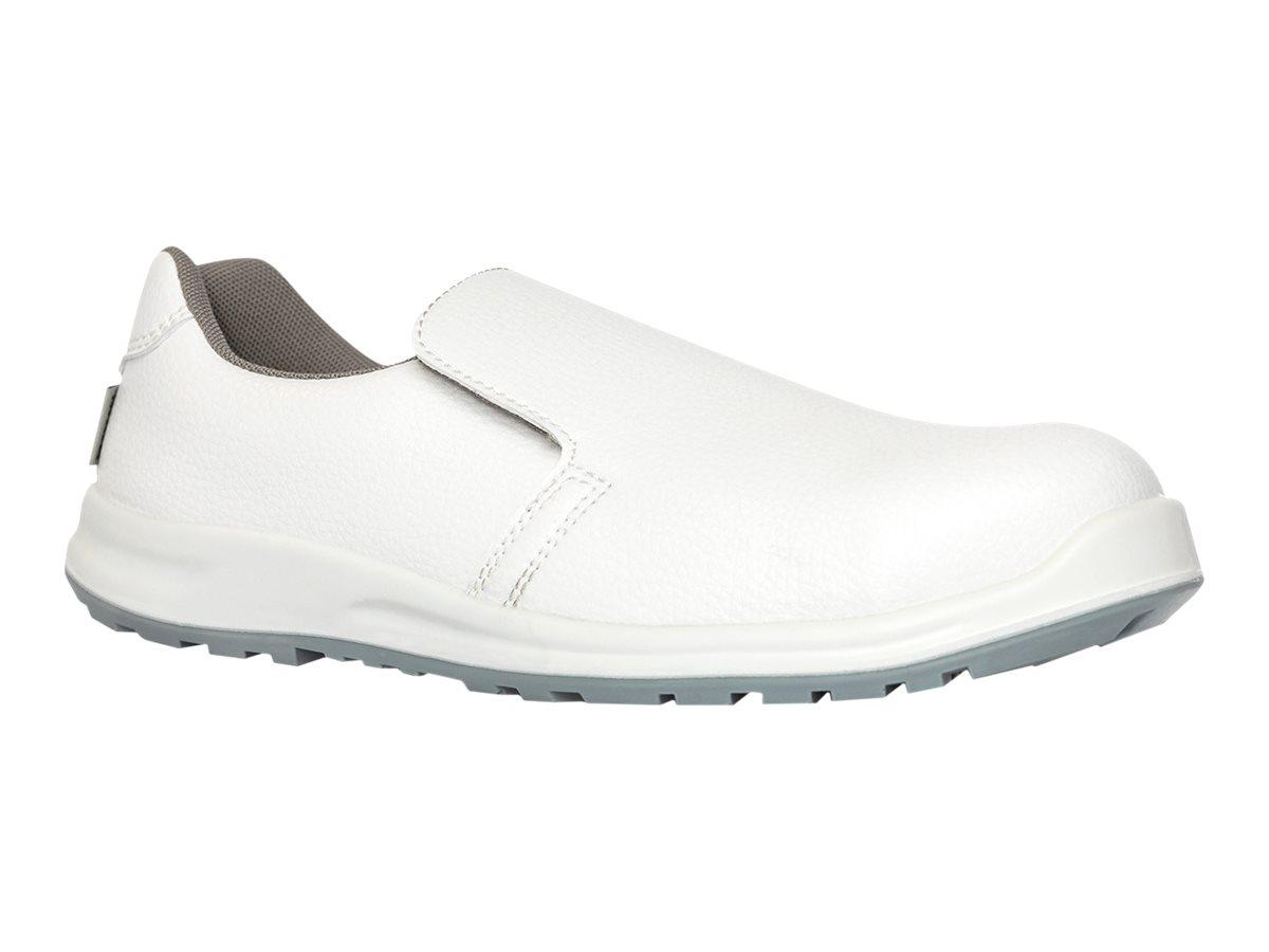 Chaussures de sécurité sabots blancs H/F S2 SELF 39