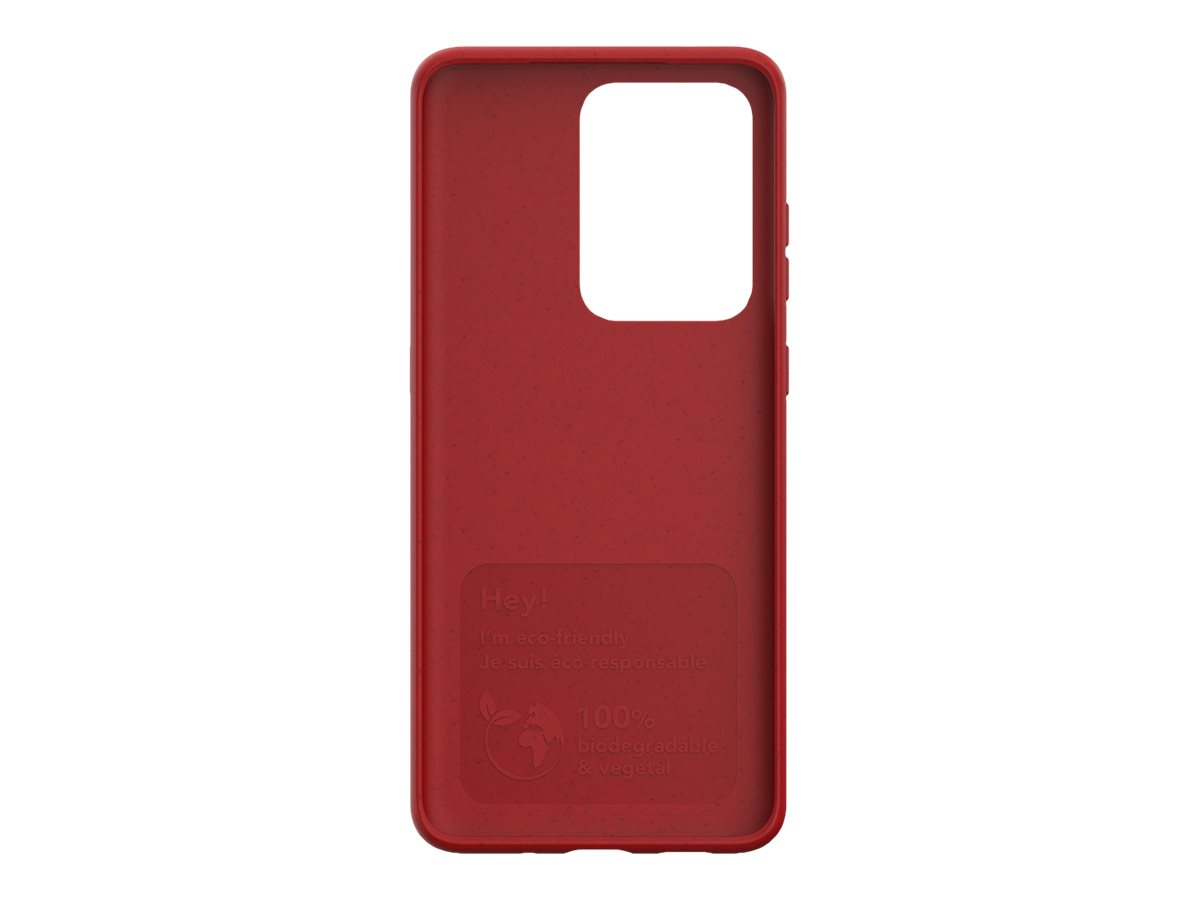 Just Green - Coque de protection pour Samsung S20 ultra - rouge