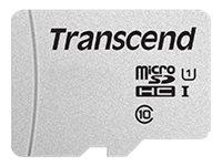Transcend 300S - carte mémoire 64 Go - Class 10 - micro SDHC UHS-I U1