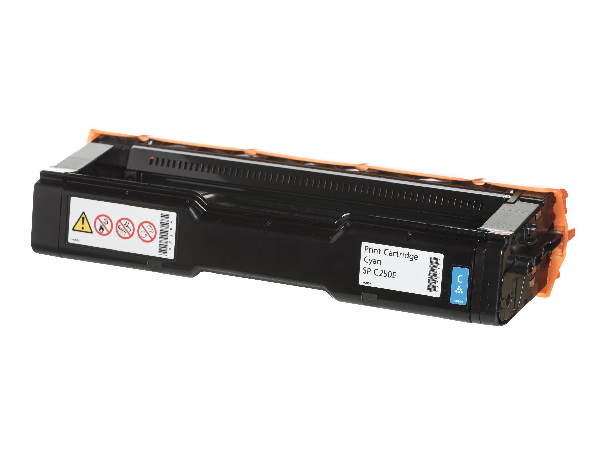 Ricoh 407544 - Cyan - cartouche laser d'origine