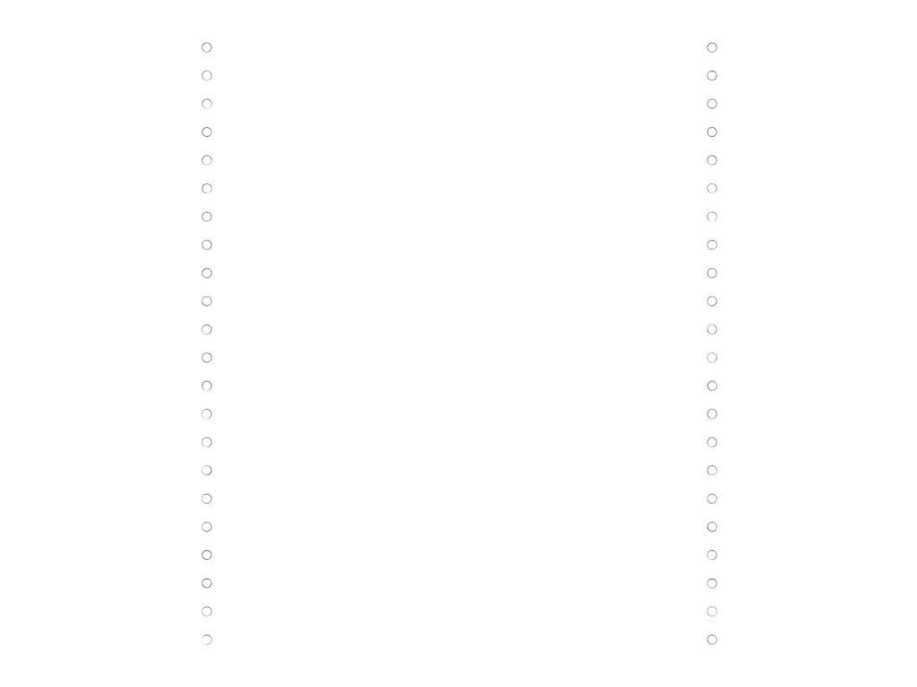 Exacompta - Papier listing blanc - 2000 feuilles 240 mm x 11