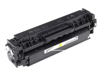 HP 410A - compatible UPrint H.410AY - jaune - cartouche laser