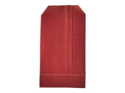 GPV Pack'n Post - 250 Pochettes cadeau kraft - 7 cm x 12 cm - rouge