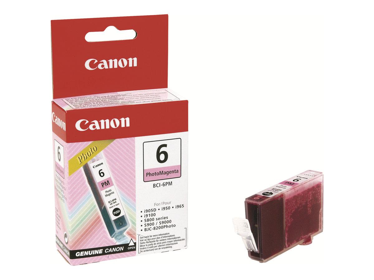 Canon BCI-6 - magenta photo - cartouche d'encre originale