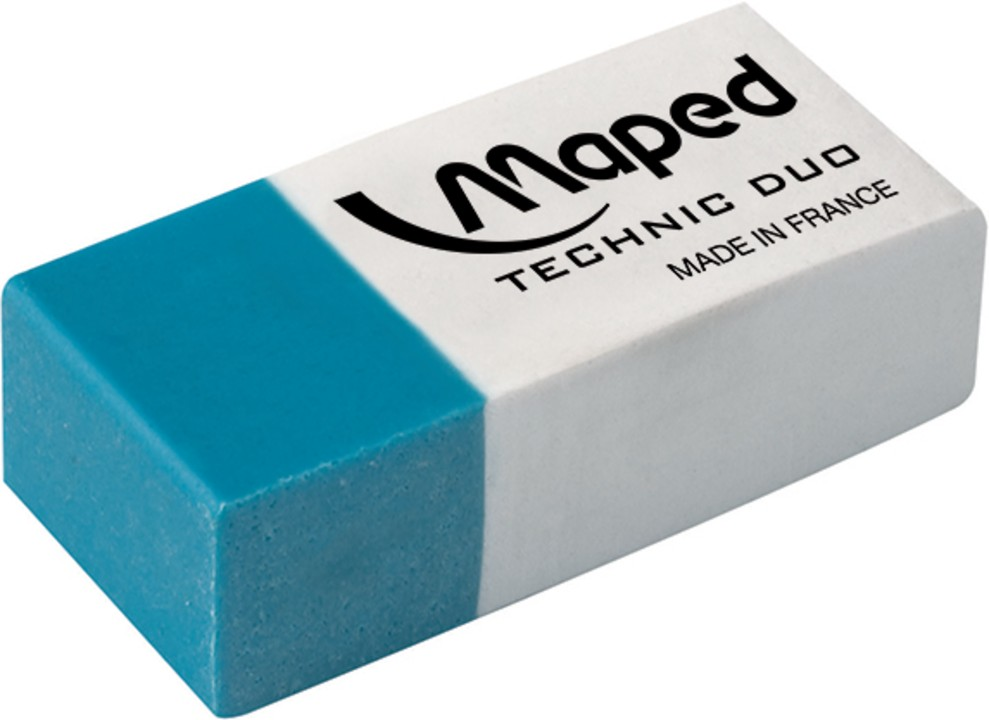 Maped - Pack de 36 gommes Technic Duo
