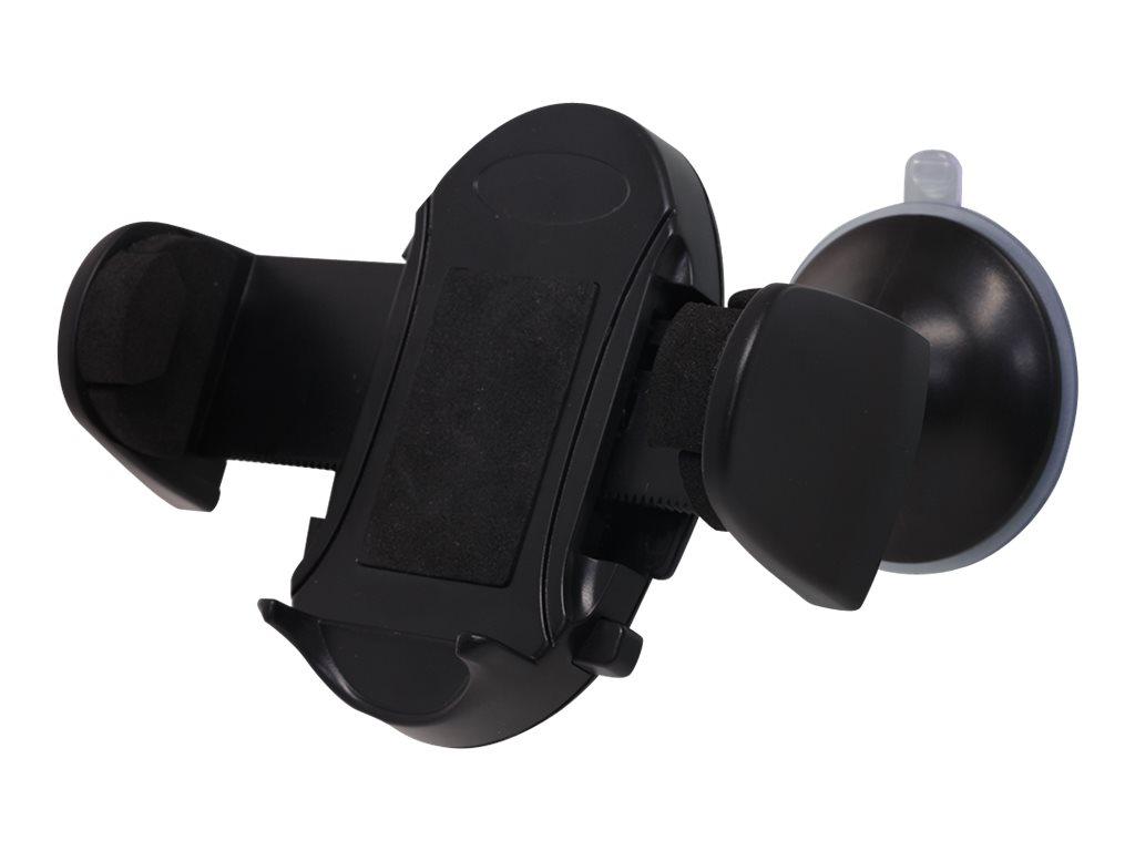 BigBen - support de voiture pour smartphone avec fixation à ventouse - rotatif