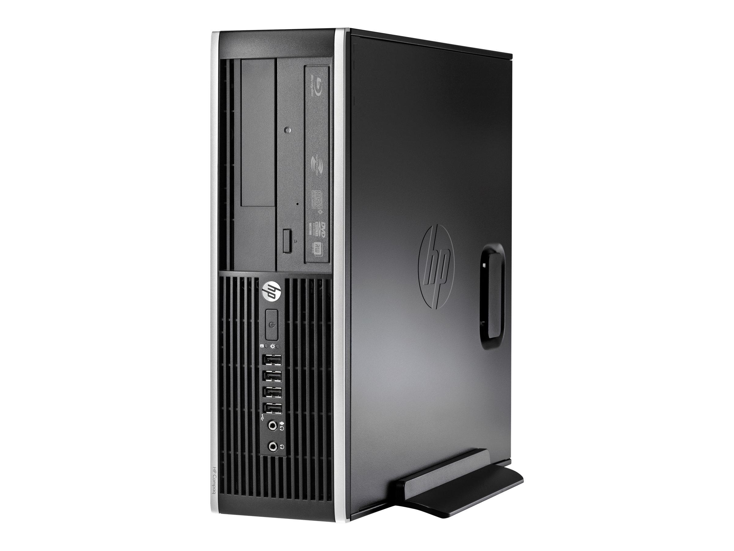 HP 6005 Pro - ordinateur de bureau reconditionné - SFF - AMD PHENOM II 3GHZ - 4Go -  250Go - Win 7 pro