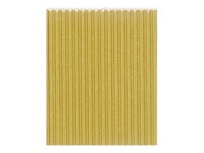 Maildor - Carton micro-ondulé - rouleau de 70 x 50 cm - 230 g/m² - orange