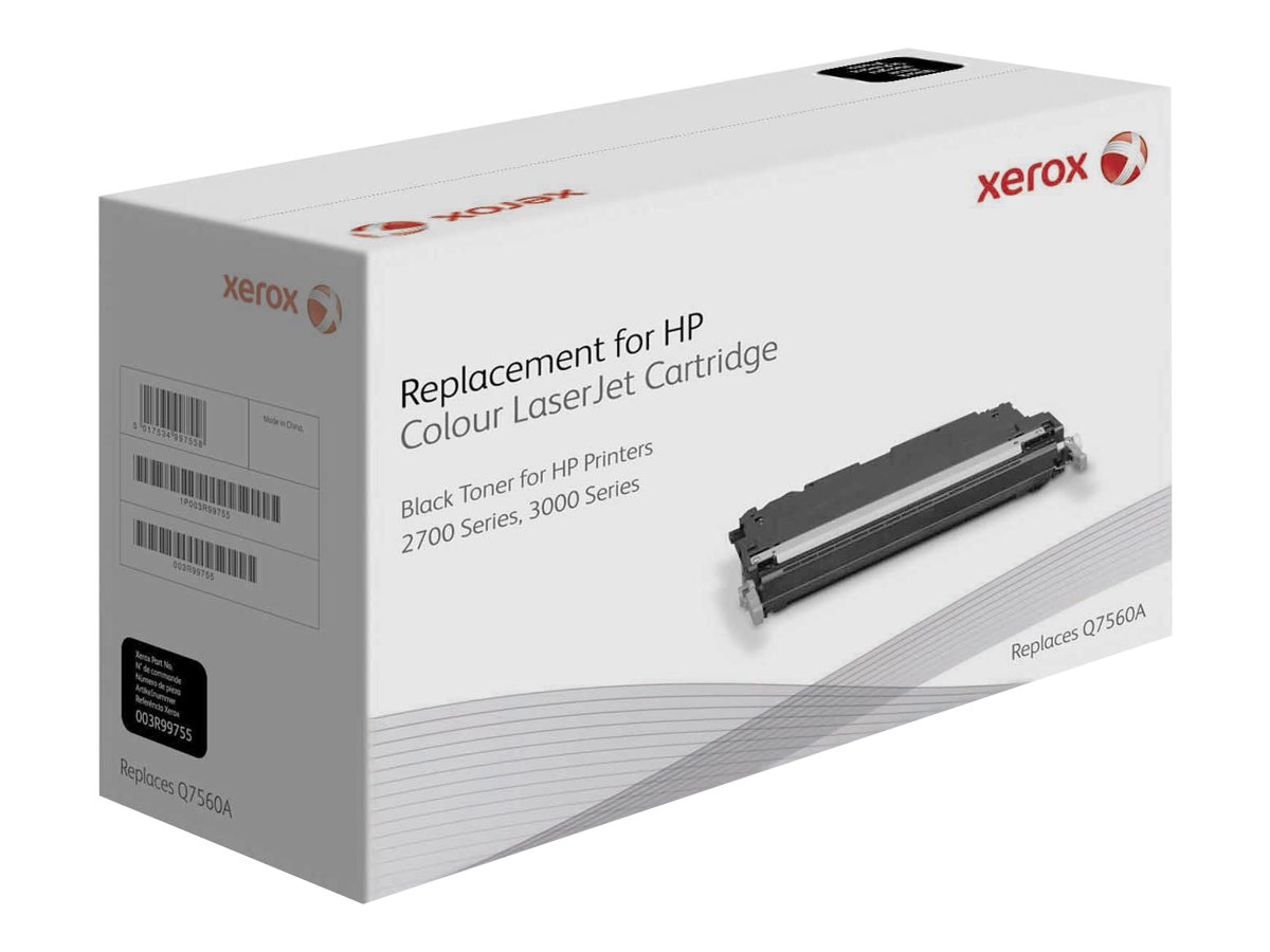 Xerox HP Colour LaserJet 2700 series - noir - cartouche de toner (alternative pour : HP Q7560A)