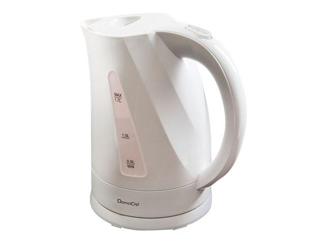 Domoclip Livoo - Bouilloire électrique - blanc