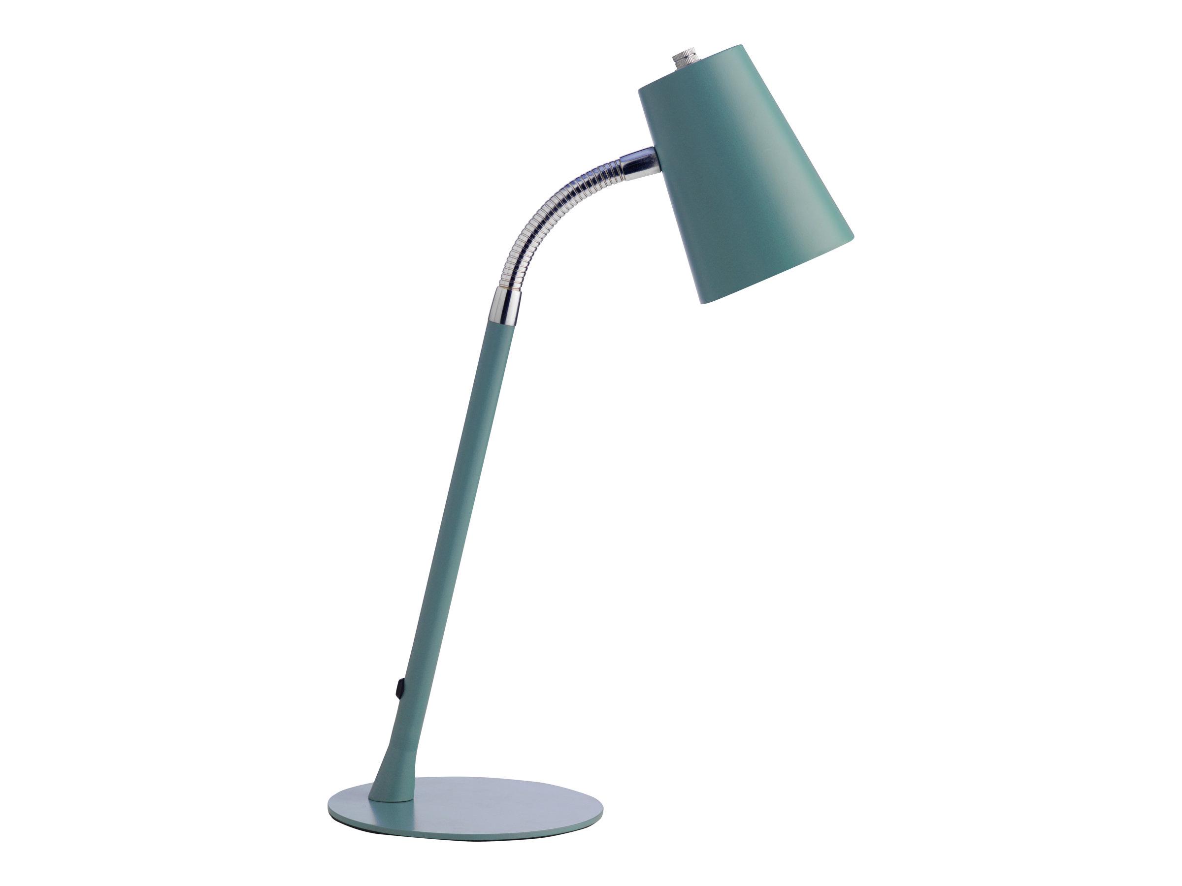 Unilux - Lampe de bureau Flexio 2.0 - LED - bleu
