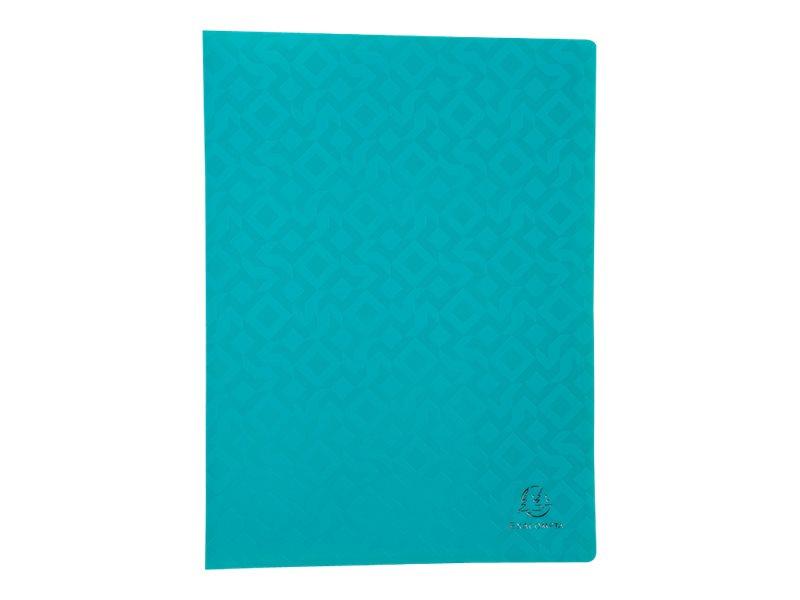 Exacompta OffiX - Porte vues - 160 vues - A4 - disponible dans différentes couleurs