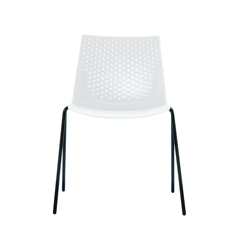 Chaise TRIANGLE - blanc