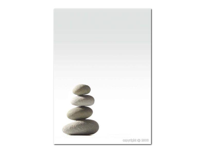 DECAdry Multipurpose - Papier illustré - 20 feuilles - motif pierre