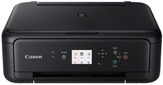 Canon PIXMA TS5150 - imprimante multifonctions jet d'encre couleur A4 - Wifi, Bluetooth - recto-verso