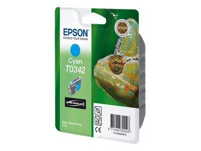Epson T0342 Caméléon - cyan - cartouche d'encre originale