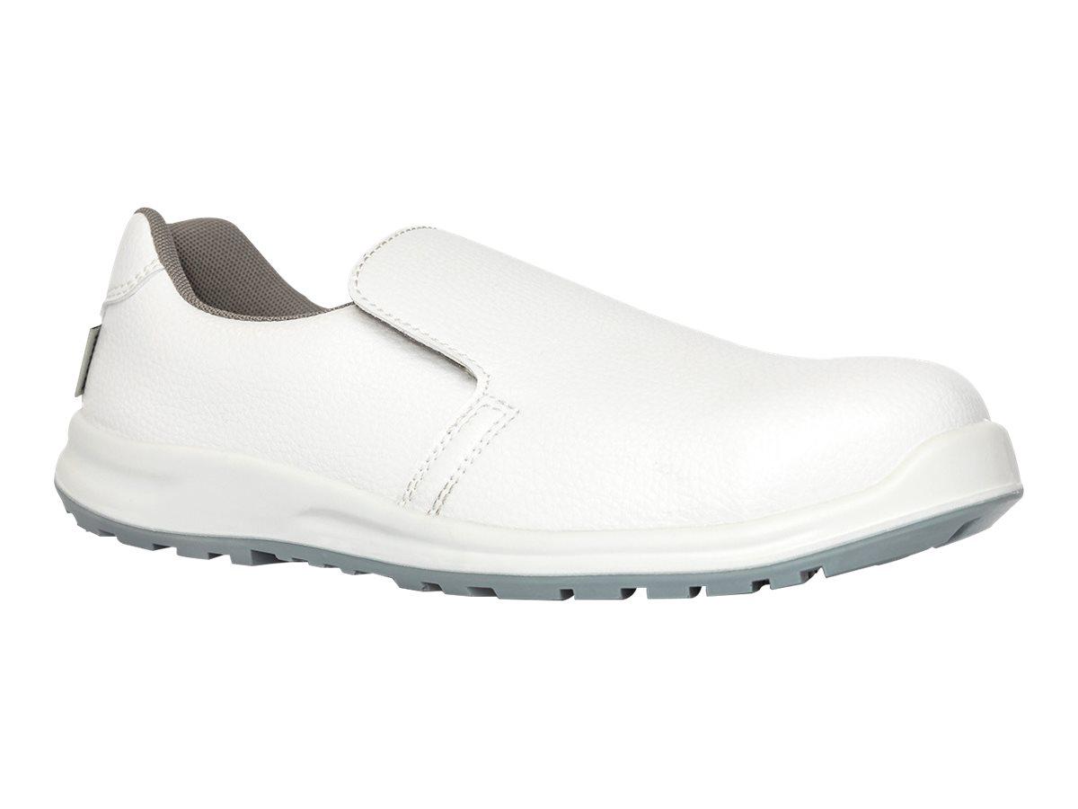 Chaussures de sécurité sabots blancs H/F S2 SELF 40