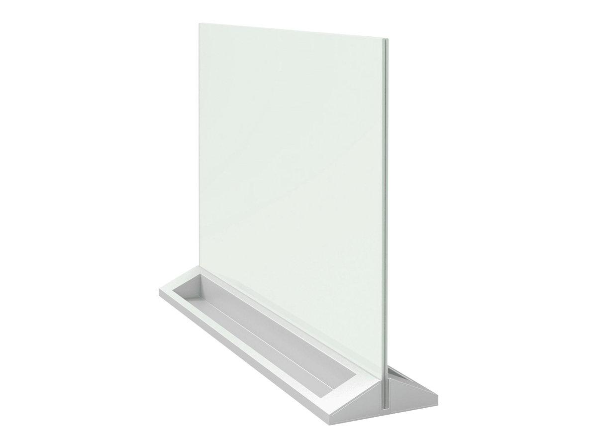 Nobo - Tableau de bureau en verre
